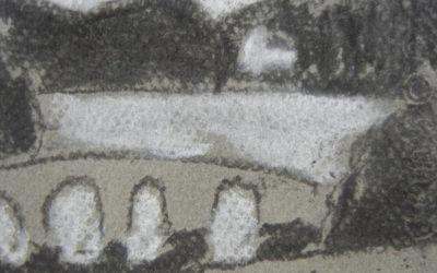 Stourhead Bridge