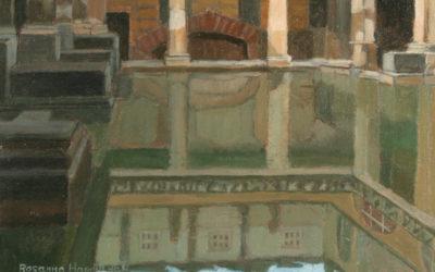 Steamy Ancient Bath