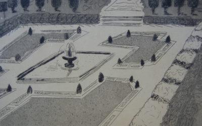 Jardin a Fontainebleu