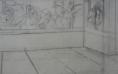 Villa dei Misteri Fresco II