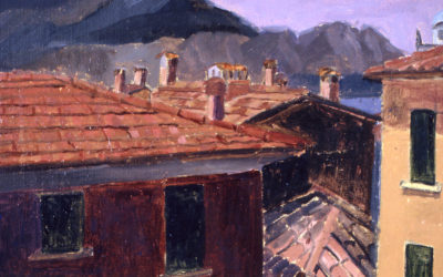 Red Roofs at Bellagio II