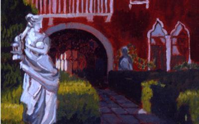 Venetian Red Villa