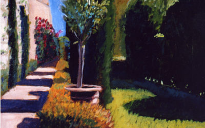 Avenue of the Cypress II
