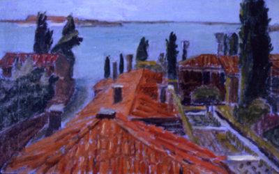 Looking Toward the Adriatic Sea