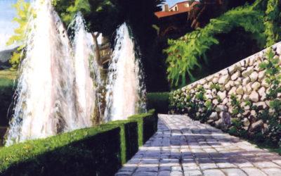 Love at Three Fountains