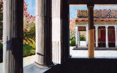 View of Oleander Gardens