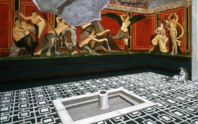Mysterious Fresco II
