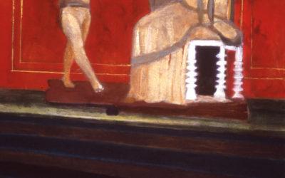 Mysterious Fresco III