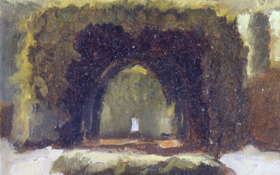 Arbor at Villa Aurelia