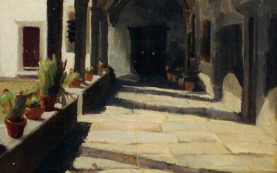 Il Convento a Fiesole