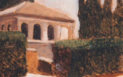 Palatine Hill Tempio
