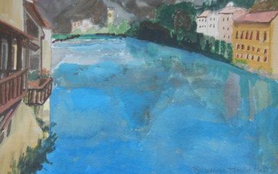 Along the Brenta