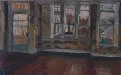 Grandmother's Living Room