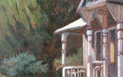 West Drive Porch