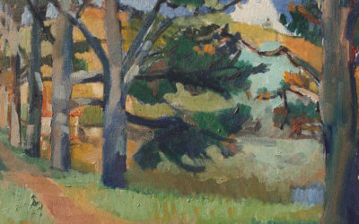 Cezanne Country I