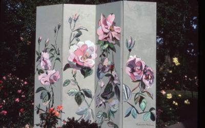 Roses at Santa Fe