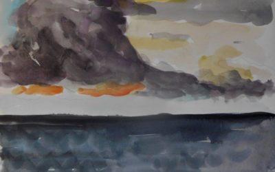 Ocean Storm in Torrres Strait